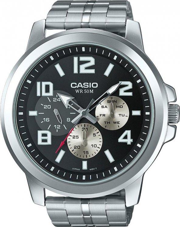 CASIO MTP-X300D-1AVDF KOL SAATİ