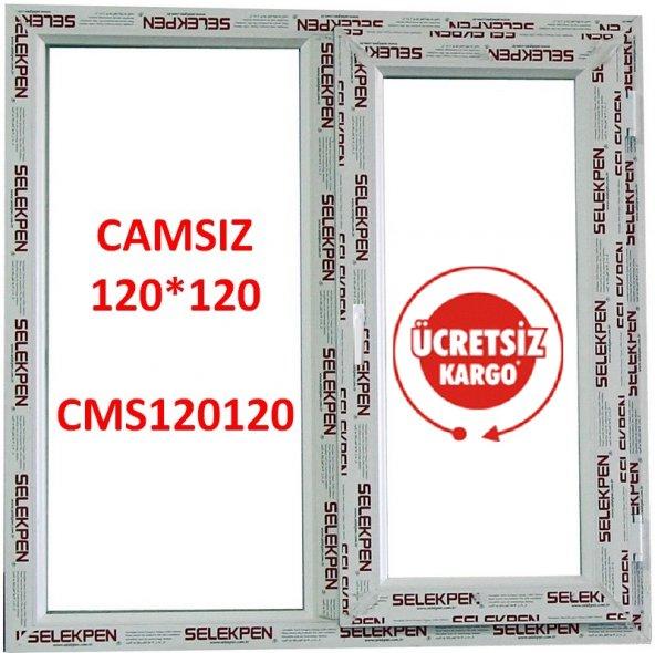 120X120  PENCERE-CAMSIZ