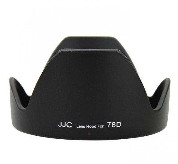 CANON 18-200mm, 28-200mm LENS İÇİN JJC EW-78D PARASOLEY