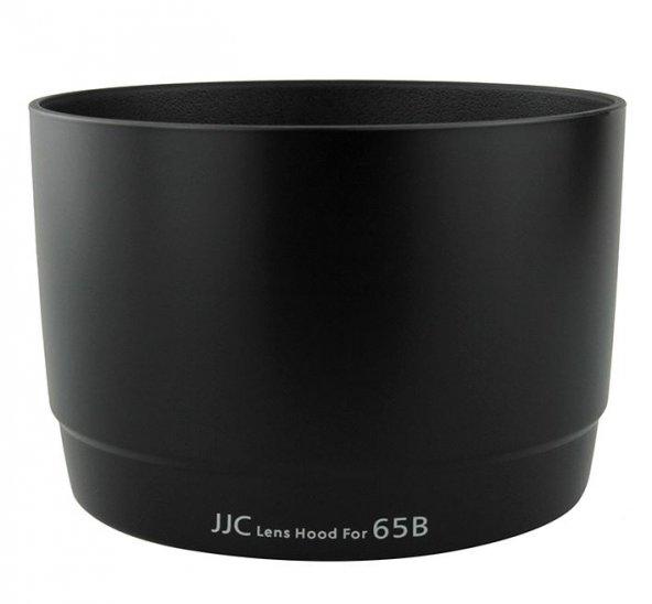 CANON 70-300mm f/4-5.6 IS İÇİN, JJC ET-65B PARASOLEY