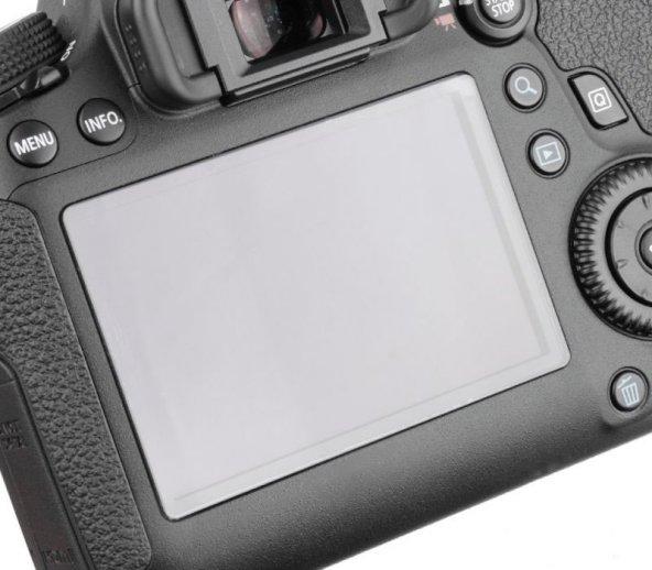 CANON 650D İÇİN LCD EKRAN KORUYUCU