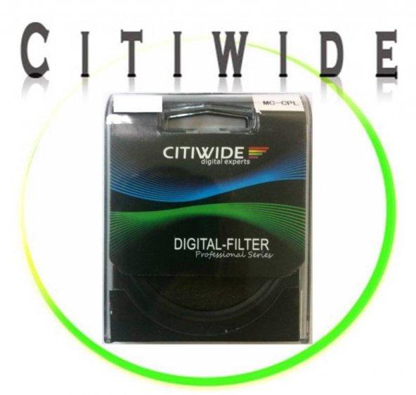 Citiwide 72mm Slim Multi Coated MC CPL Polarize Filtre