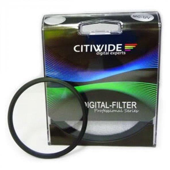 52mm Citiwide Digital Multi Coated MC UV Filtre