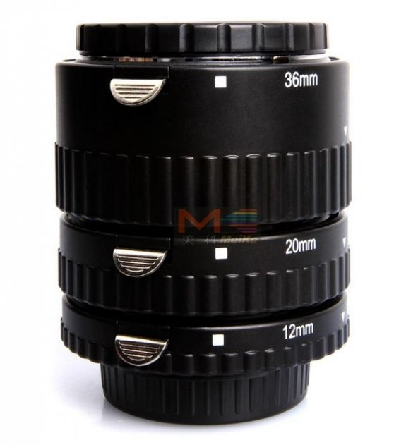 Sony İçin MeiKe Otomatik Macro (Makro) AF Tüp, Autofocus