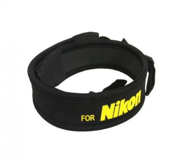 Nikon Fotoğraf Makinalar için Omuz Boyun Askısı