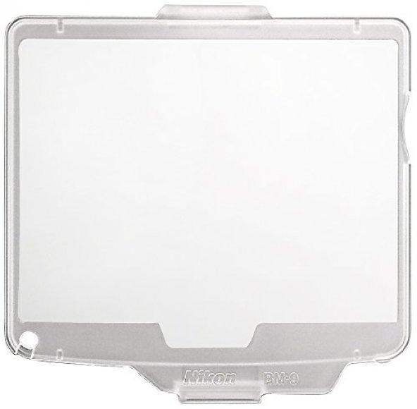 Nikon D300 D300S İÇİN BM-8 LCD EKRAN KORUYUCU KAPAK