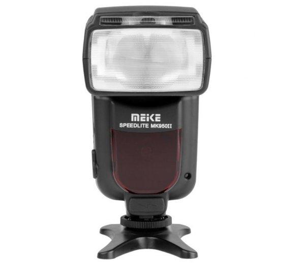 Nikon DSLR Makinalar için Meike MK950II E-TTL Speedlite Flaş