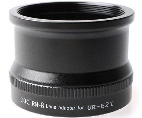 Nikon Coolpix P6000 İçin Lens Adaptör Tüpü 46mm