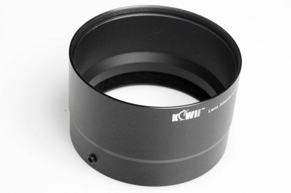 Nikon Coolpix L110 İçin Lens Adaptör Tüpü 67mm