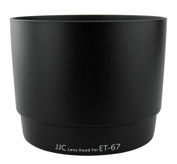 Canon EF 100mm MACRO LENS İÇİN JJC ET-67 PARASOLEY