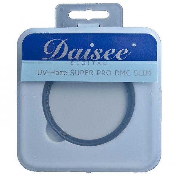 Daisee 67mm UV Haze SUPER PRO DMC Slim UV Filtre