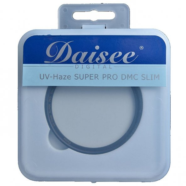 Daisee 77mm UV Haze SUPER PRO DMC Slim UV Filtre