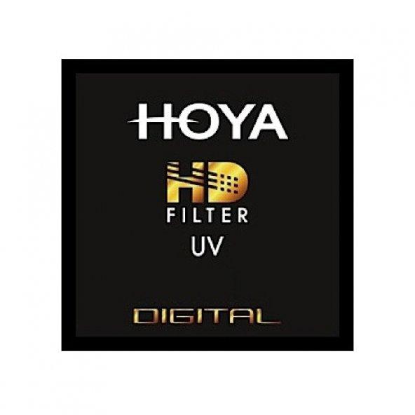 HOYA 62mm HD UV DIGITAL FİLTRE - MADE İN JAPAN