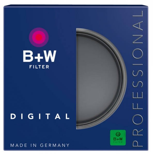 B+W 52mm S03E CPL Polarize Filtre - Made İn Germany