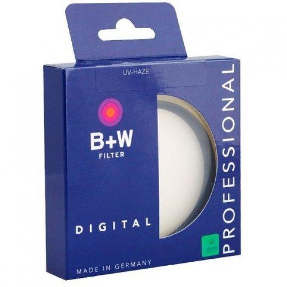 B+W 67mm UV HAZE 010 F-PRO Filter - Brass Single Coated