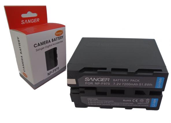 SANGER F970 Sony Kamera Bataryası