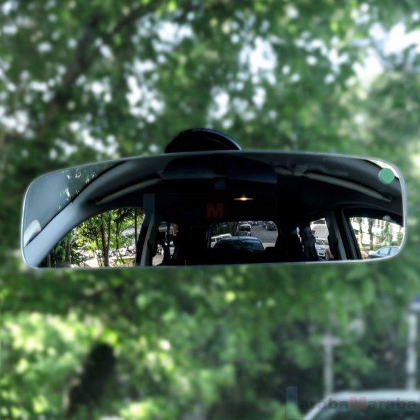 İç Dikiz Aynası Vakum Vantuzlu 30 Cm