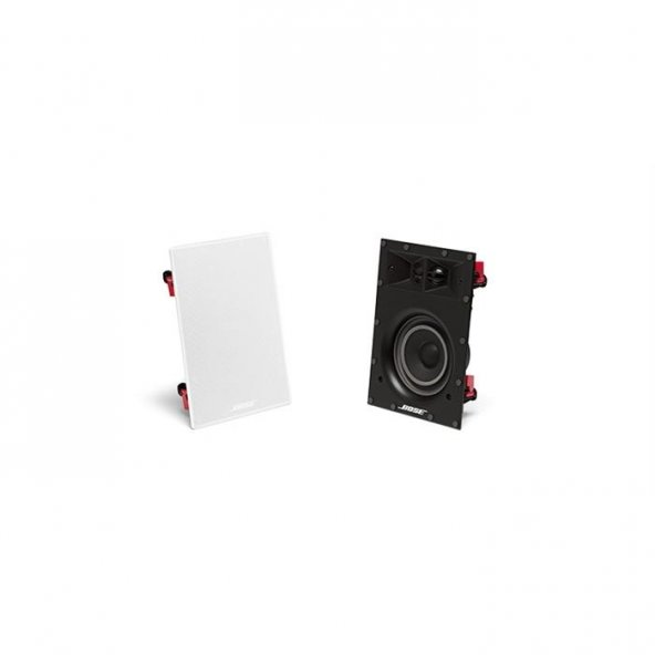 Bose Virtually Invisible 691 duvar-içi hoparlörler Beyaz