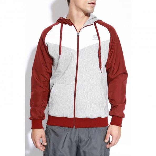 Lotto Marc Fleece Erkek  Kapşonlu Sweatshirt N1382