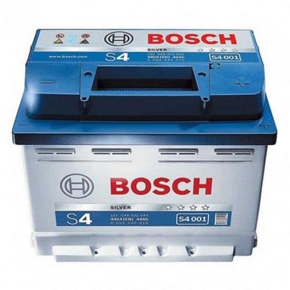 Bosch Akü S4 12 V 52 Amper