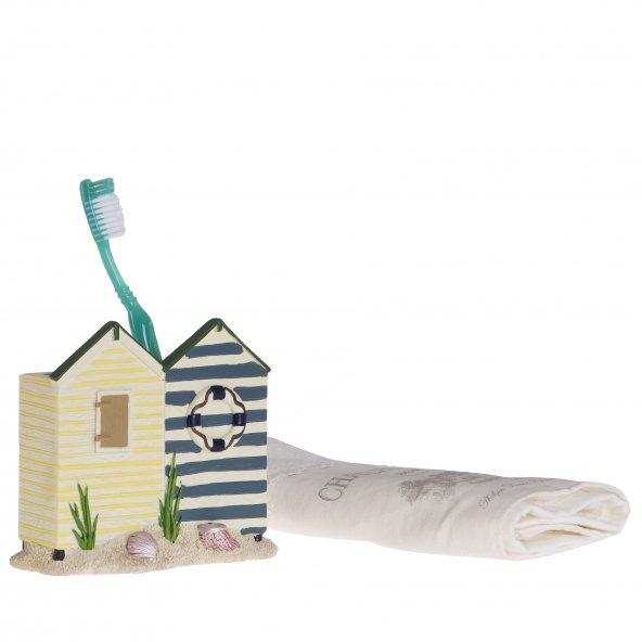 Diş fırçalık Balıkcı evi