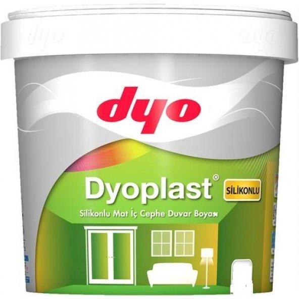 Dyo Dyoplast Silikonlu İç Cephe Boyası 7.5 Lt