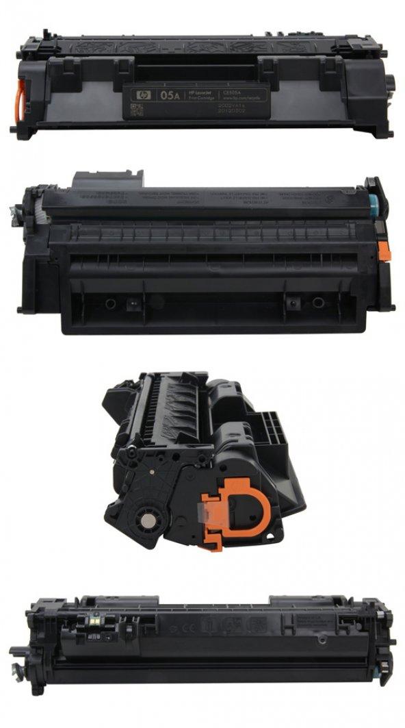 Canon 416dw yüksek kapasite muadil toner kıt 6400 sayfa