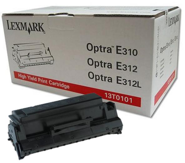 Lexmark E310 13T0101 siyah orijinal toner