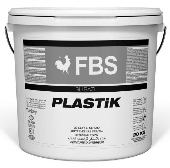 Fbs Plastik İç Cephe Duvar Boyası 10 Kg