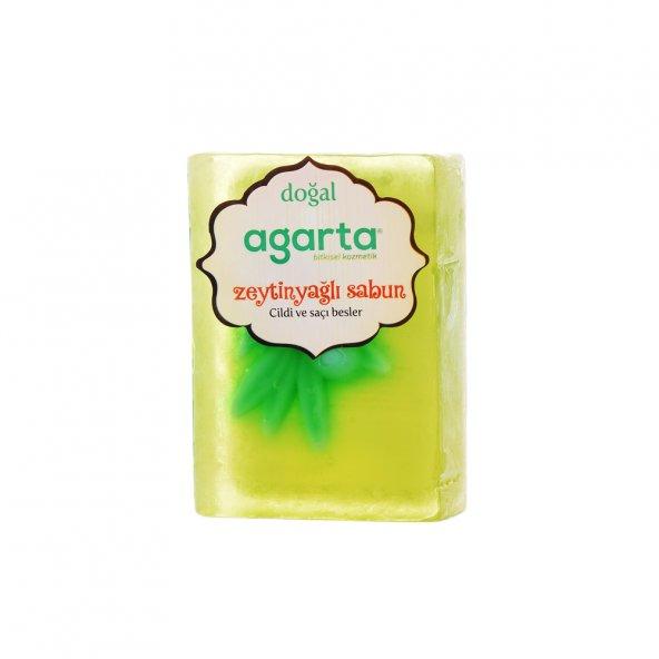 Agarta El Yapımı Doğal Sabun - Zeytinyağı Sabunu