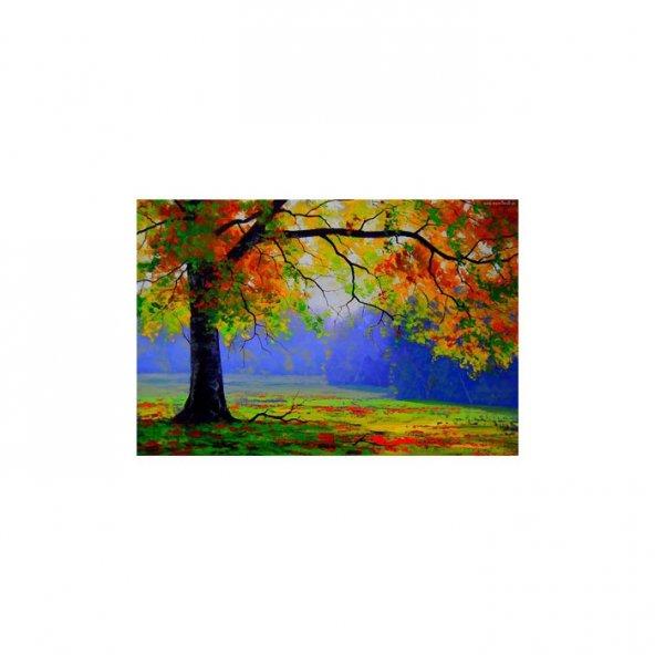 Ophelia 2 Parça Kanvas Tablo 60x40 Cm