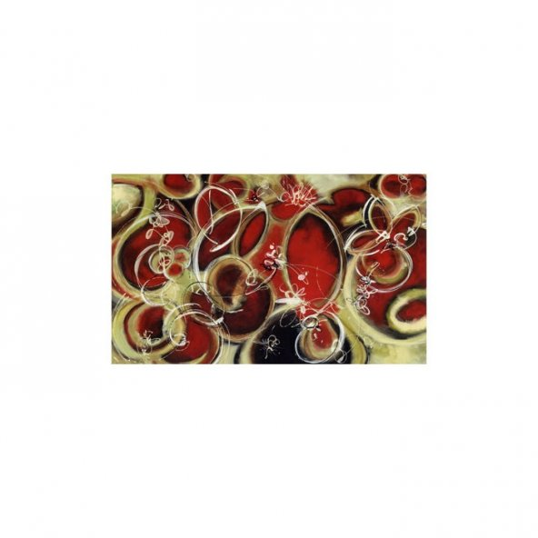 Pumpin Blood 5 Parça Kanvas Tablo 135X85 Cm Copy