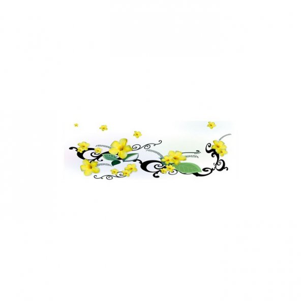 Decorative 3 Parça Kanvas Tablo 40X120 Cm