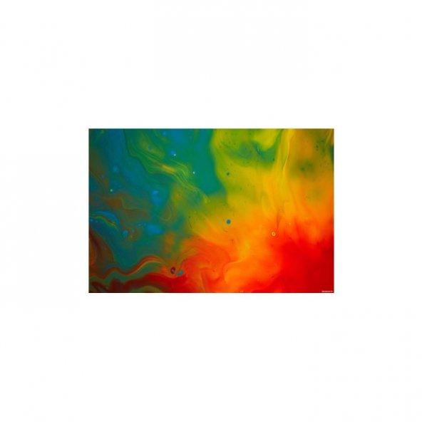Paints 2 Parça Kanvas Tablo 60X40 Cm