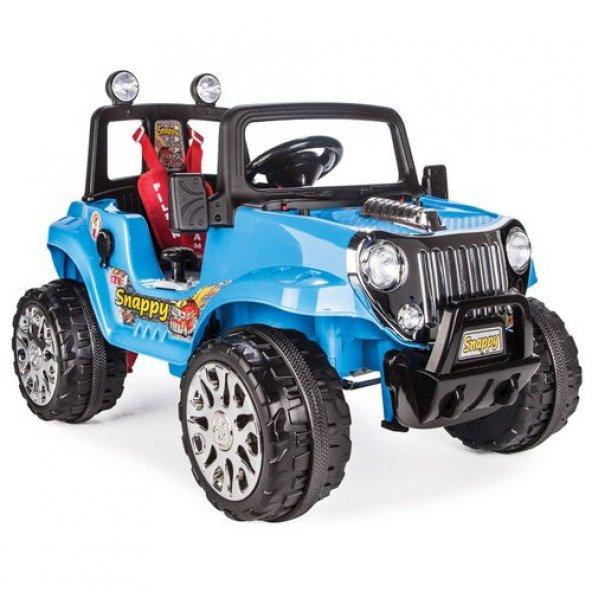 Pilsan Snappy 12V Akülü Araba  - Akülü Jeep