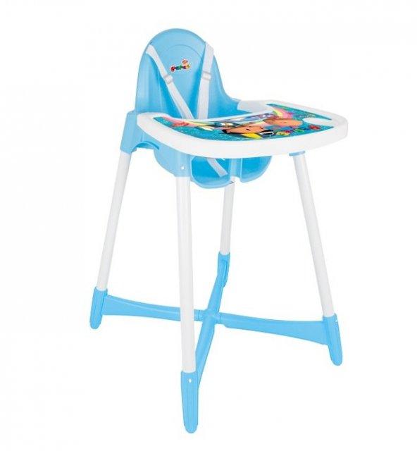 Pilsan Pepee Pratik  Mama Sandalyesi -  Pepe Lisanslı Pratik  Mama Sandalyesi