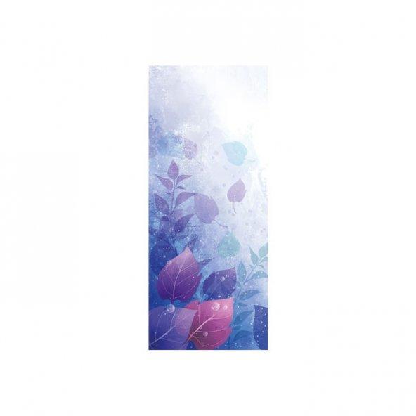 Yaprakların Dansı Buzdolabı Sticker