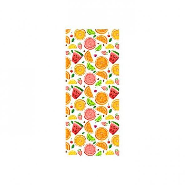 Meyveler Buzdolabı Sticker