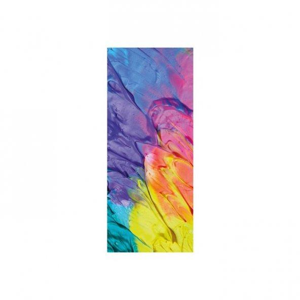Renkler Buzdolabı Sticker