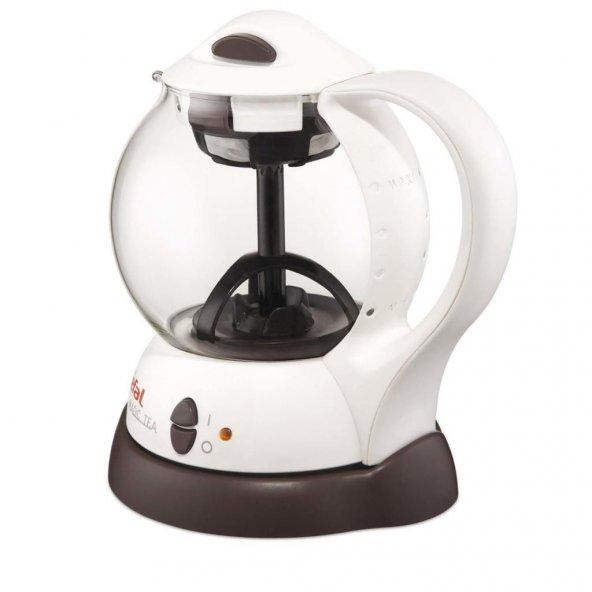 Tefal Magic Tea Bitki Çayı ve Cam Çaycı Çay Makinesi