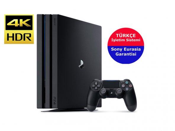 SONY PS4 PRO 1 TB - PlayStation 4 Pro Eurasia (CUH-7116B)