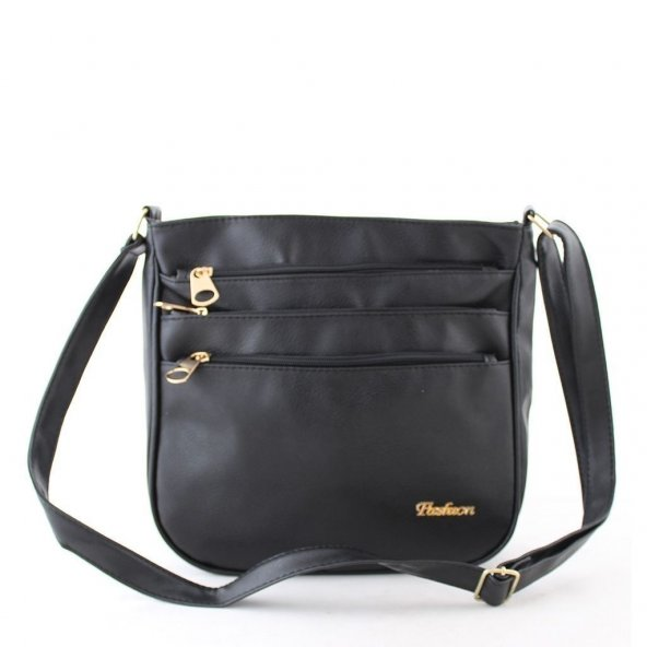 Style Bags 2615 Kadın Postacı Çanta Siyah