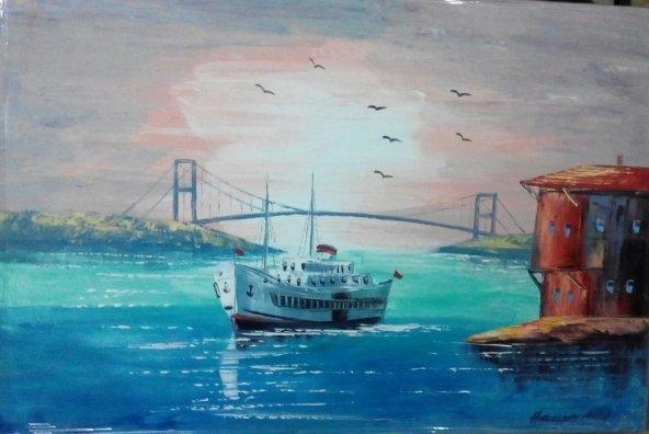 Art&Sanat Galeria Orijinal Yağlı Boya Tablo