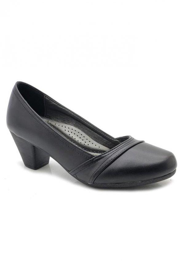 Polaris 2017 Model Alçak Topuk Ortopedik Anne Ayakkabısı