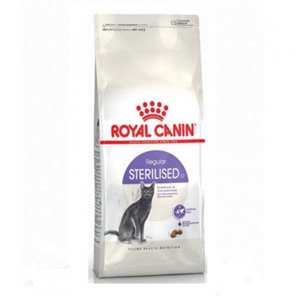 Royal Canin Sterilised Kısırlaşmış Kedi Maması 2 Kg