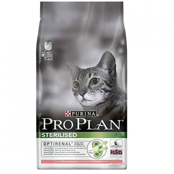 Pro Plan Sterilised Somonlu Kedi Maması 10 Kg Proplan