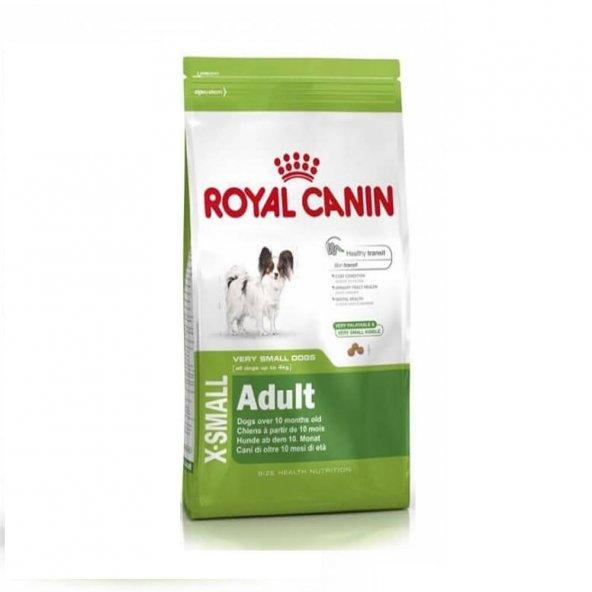 Royal Canin Xsmall Adult Minyatür Irk Köpek Maması 1,5 Kg