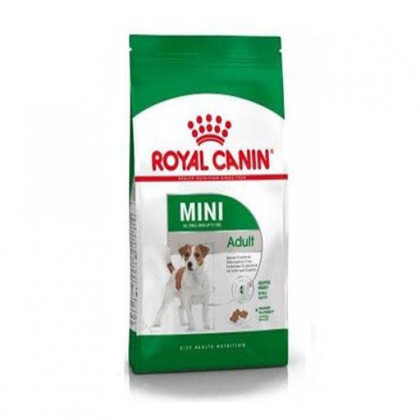 Royal Canin Mini Adult Küçük Irk Yetişkin Köpek Maması 4 Kg