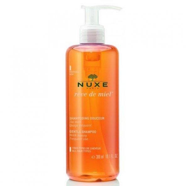 Nuxe Reve De Miel Shampoo 300 ml Bal Özlü Şampuan