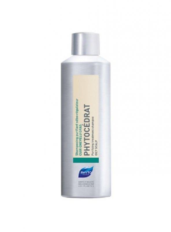 Phyto Phytocedrat Şampuan 200 ml - Yağlı Saçlar için Sebum Düzenl